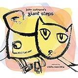 John Coltrane's Giant Steps (Richard Jackson Books (Atheneum Hardcover))