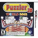 Puzzler World 2012 3D - Nintendo 3DS