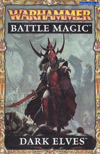 Warhammer Battle Magic Dark Elves - 1