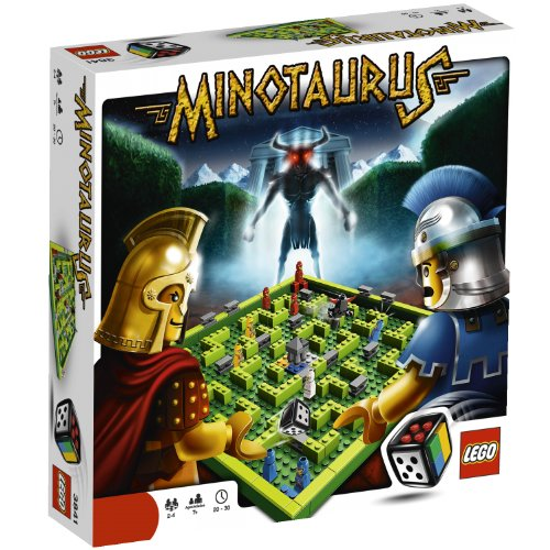 LEGO Games, Minotaurus