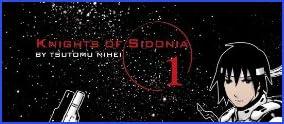 Knights of Sidonia Vol.1