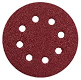 CUMI metabo 5 Velcro Sanding discs 125mm - P 60