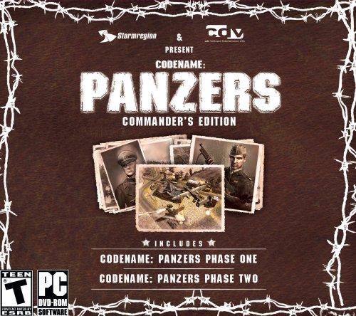 Codename Panzers: Commanders Edition (Jewel Case)