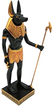 Egyptian God Anubis St...