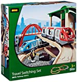 BRIO Rail Travel Switching Set