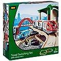BRIO BRI-33512 Rail Travel Switching Set