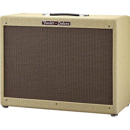 Fender Hot Rod Deluxe 112 Enclosure 80-Watt 1x12-Inch Guitar Amp Cabinet - Tweed