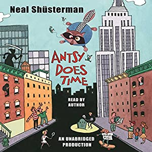 Antsy Does Time Audiobook