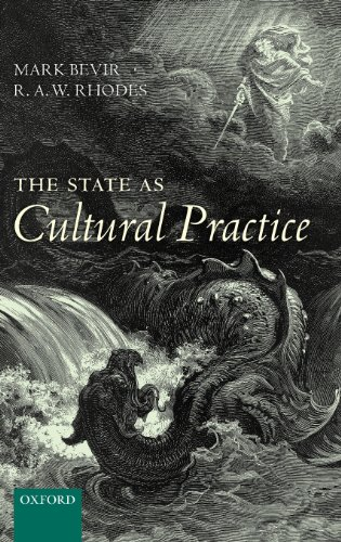 The State As Cultural Practice