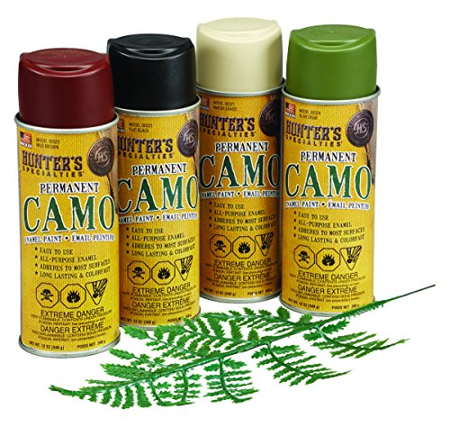 Hunter'S Specialties Camo Spray Paint Kit front-28385