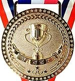1st Place Winner Gold Award Medal