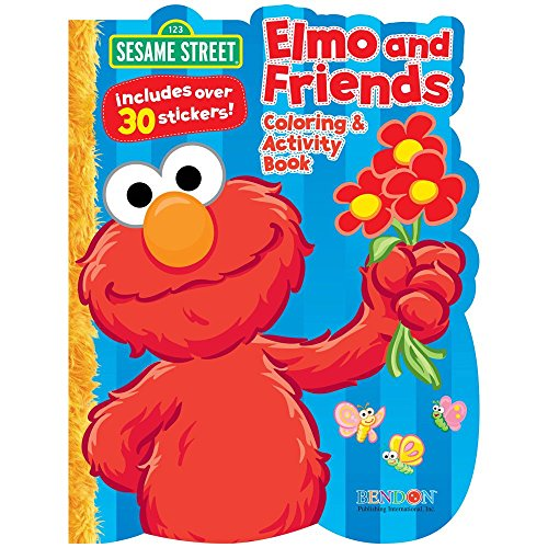 Sesame Street Coloring & Activity Book (Each)