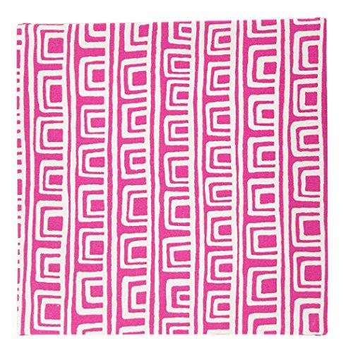 Glenna Jean Millie Geometric Wall Art, Pink