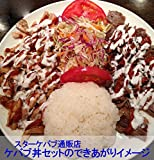 スターケバブのケバブ丼セット 冷凍2食(ビーフ)