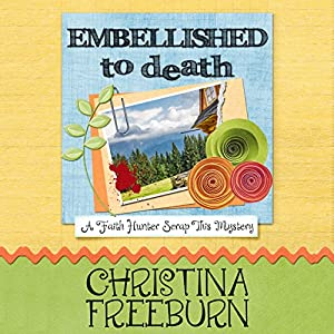 Embellished to Death Audiobook