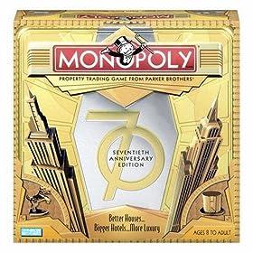 Monopoly 70th Anniversary