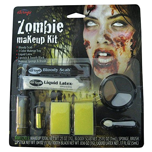 Zombie Wound Makeup Kit