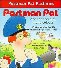 Postman Pat & Sheep/Many Colours (Postman Pat hobby horses): John Cunliffe, Stuart Trotter