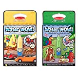Melissa & Doug Water Wow! Vehicles & Animals Bundle