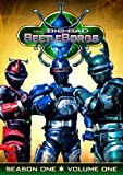 Big Bad Beetleborgs: Season One, Vol. 1
