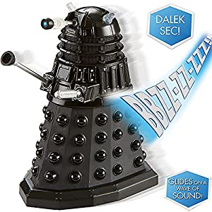 Dr Who Motion Dalek Figure - Black