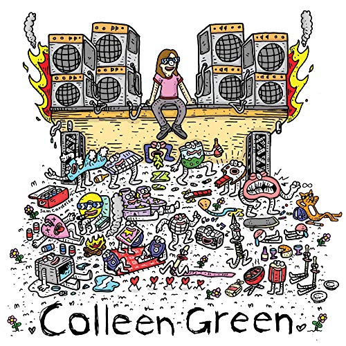 Vinilo : Colleen Green - Casey's Tape /  Harmontown Loops (LP Vinyl)