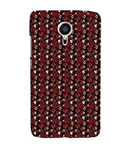 Ebby Premium Printed Mobile Back Case Cover With Full protection For Meizu MX5 (Designer Case)