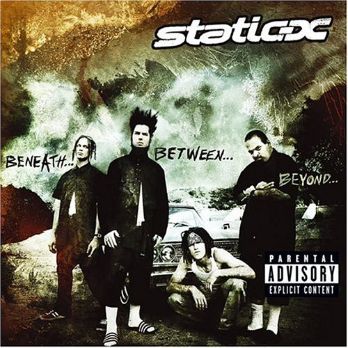 Static-X - Beneath Between Beyond - The Ultimate Collection of Rarities - Zortam Music