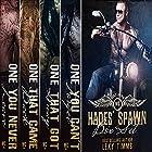 Hades' Spawn MC Complete Series: Bad Boy Motorcycle Club Romance Hörbuch von Lexy Timms Gesprochen von: Hannah Pralle