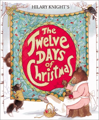 Hilary Knight's Twelve Days of Christmas