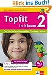 Topfit in Klasse 2: Deutsch - Mathema...
