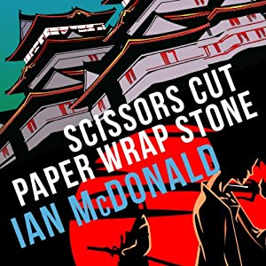 Scissors Cut Paper Wrap Stone Audiobook