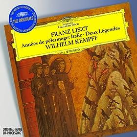 Liszt: Ann�es de p�lerinage: 2�me ann�e: Italie, S.161 - 6. Sonetto del Petrarca no. 123 (Pi� lento)