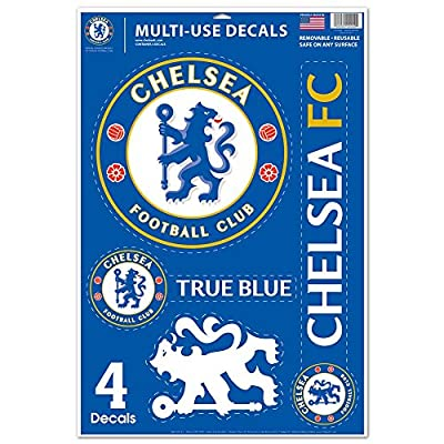 """SOCCER Chelsea FC WCR25644014 Multi-Use Decal, 11"""" x 17"""""""