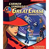Carmen Sandiego's Great Chase Through Time ~ Learning Company