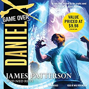 Daniel X, Book 4: Game Over Audiobook