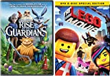 Lego the Movie & Rise of the Guardians Animated Special Edition Set