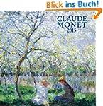 Claude Monet 2015: Brosch�renkalender...