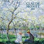 Claude Monet 2015. Brosch�renkalender