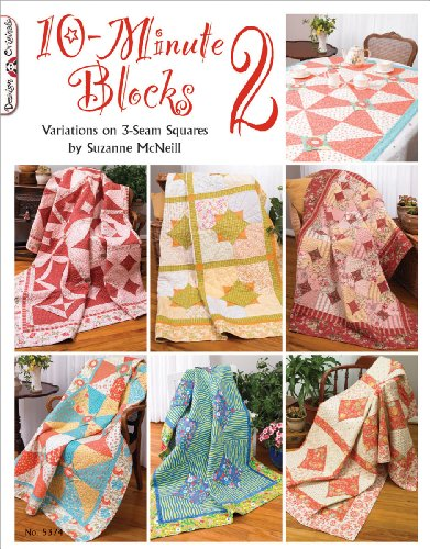 Design Originals Book, 10-Minute Blocks 2