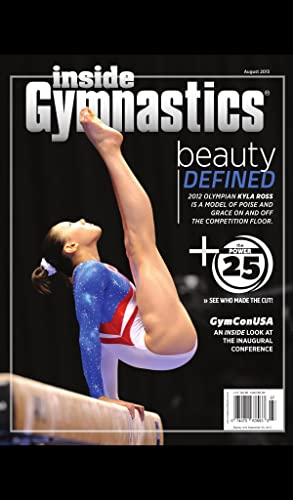 Inside Gymnastics Magazine (Kindle Tablet Edition)