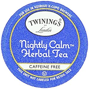 Twinings Nightly Calm K-Cup, 12 Count from Twinnings