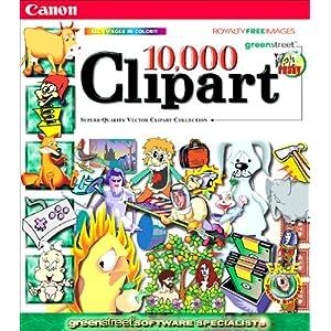 amazon com 10000 clip art