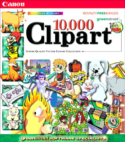 10000 clip art 0660685100268 buy new and used