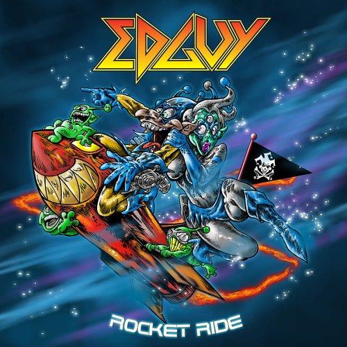 Edguy - Rocket Ride Lyrics - Zortam Music