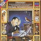 Stravinsky : Symphonie de Psaumes ; Le Chant du Rossignol ; Feux d'artifice ; Le Roi des �toiles