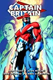 img - for Captain Britain Omnibus book / textbook / text book
