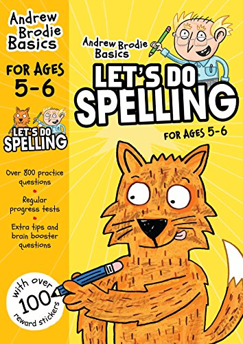 Let's do Spelling 5-6