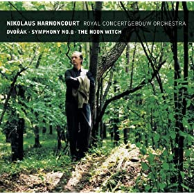 Dvor�k : Symphony No.8 & The Noon Witch