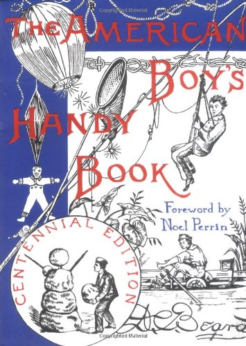 The American Boys Handy Book